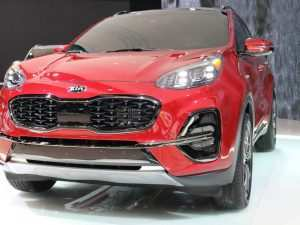 27 The Kia Bis 2020 Exterior and Interior