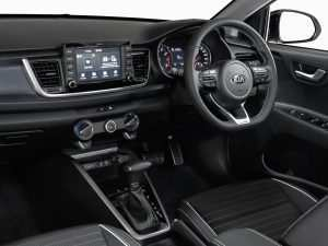27 The Kia Rio 2019 Interior First Drive