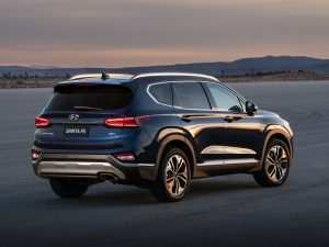 27 The New Hyundai Santa Fe 2020 History