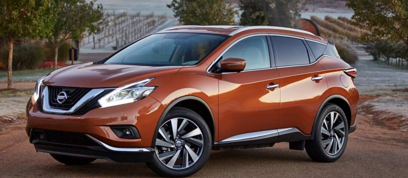 27 The Nissan Murano 2020 Model Style