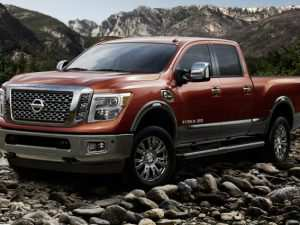 27 The Nissan Titan Xd 2020 Specs and Review