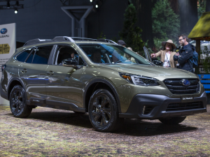 27 The Subaru Outback 2020 Review Redesign and Concept