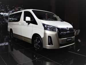 27 The Toyota Bus 2020 New Model and Performance