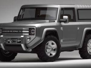 28 A 2019 Ford Bronco Images History
