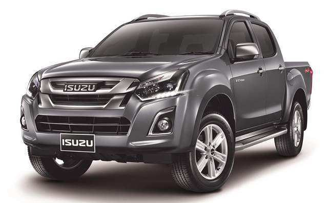 28 A 2019 Isuzu Pickup Truck New Model And Performance