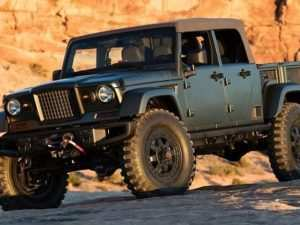 28 A 2019 Jeep Pickup Diesel Spesification