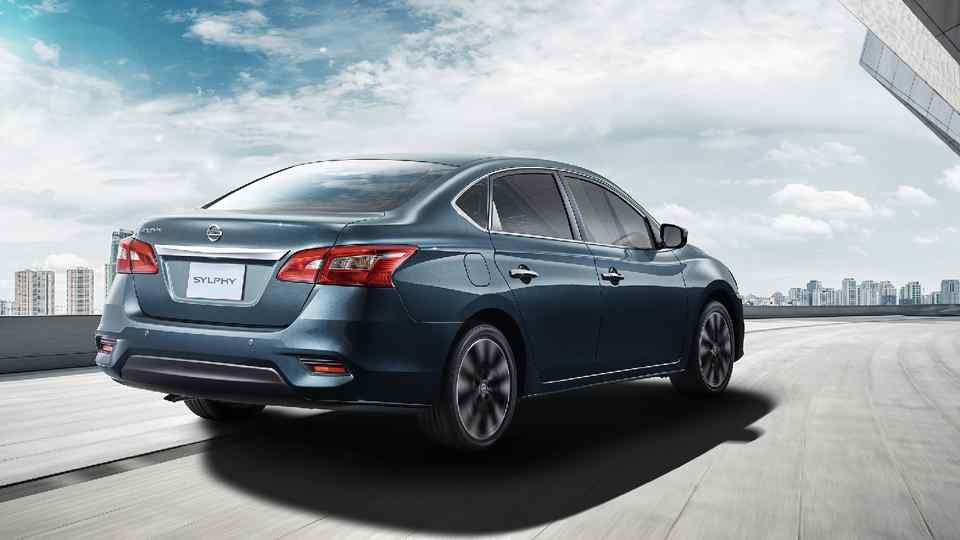 28 A 2019 Nissan Sylphy Engine