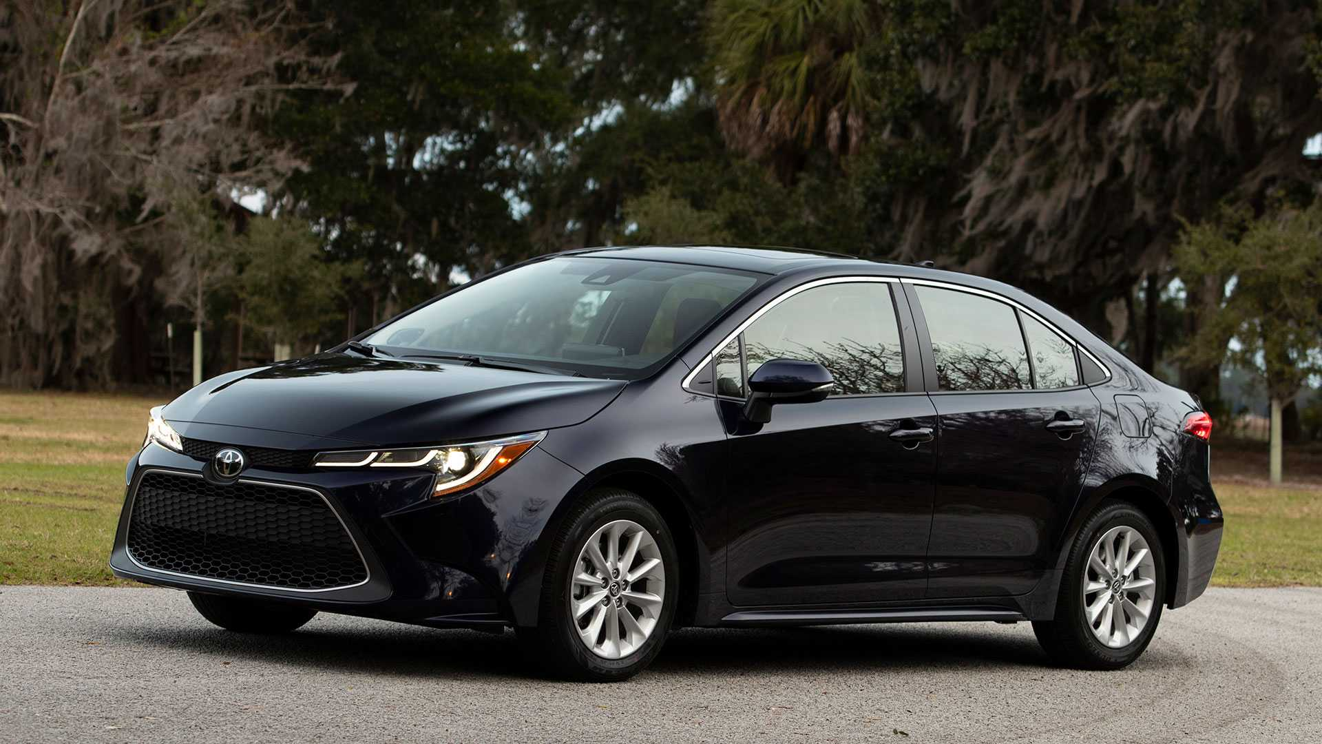 28 A 2020 Toyota Corolla Xle Performance