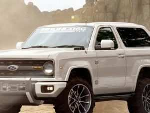 28 A Ford Bronco 2020 Release Date Review