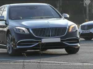 28 A Mercedes S Class 2019 New Review