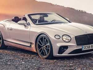 28 All New 2019 Bentley Continental Gtc History