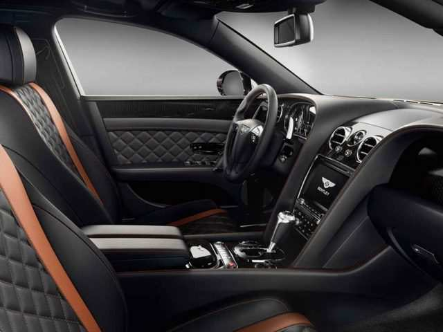 28 All New 2019 Bentley Flying Spur Interior New Review