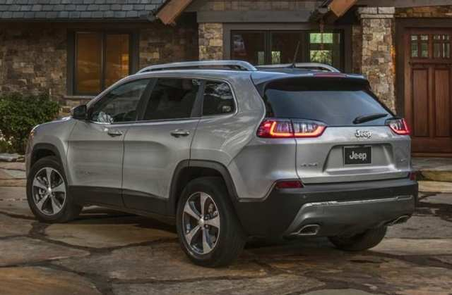 28 All New 2020 Jeep Cherokee Limited History