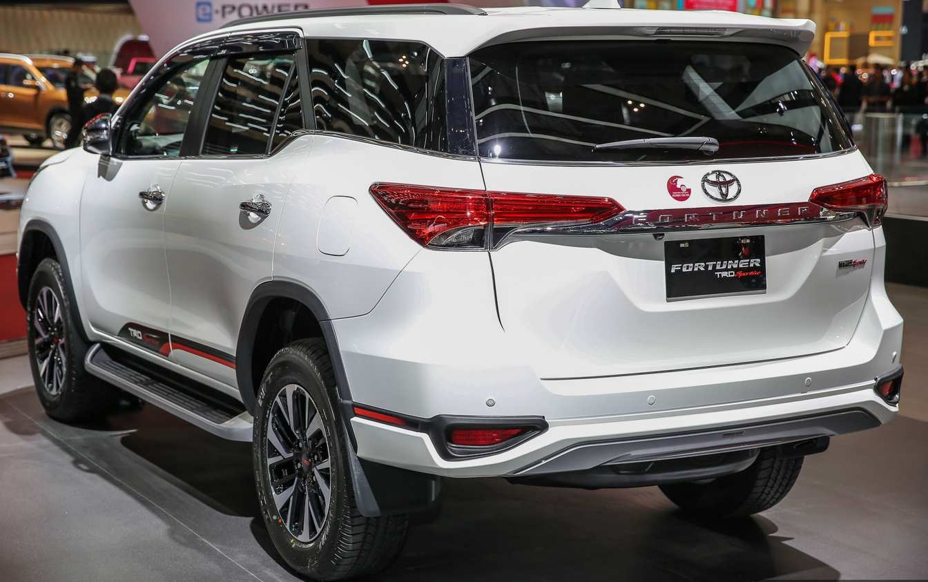 28 All New 2020 Toyota Fortuner Engine