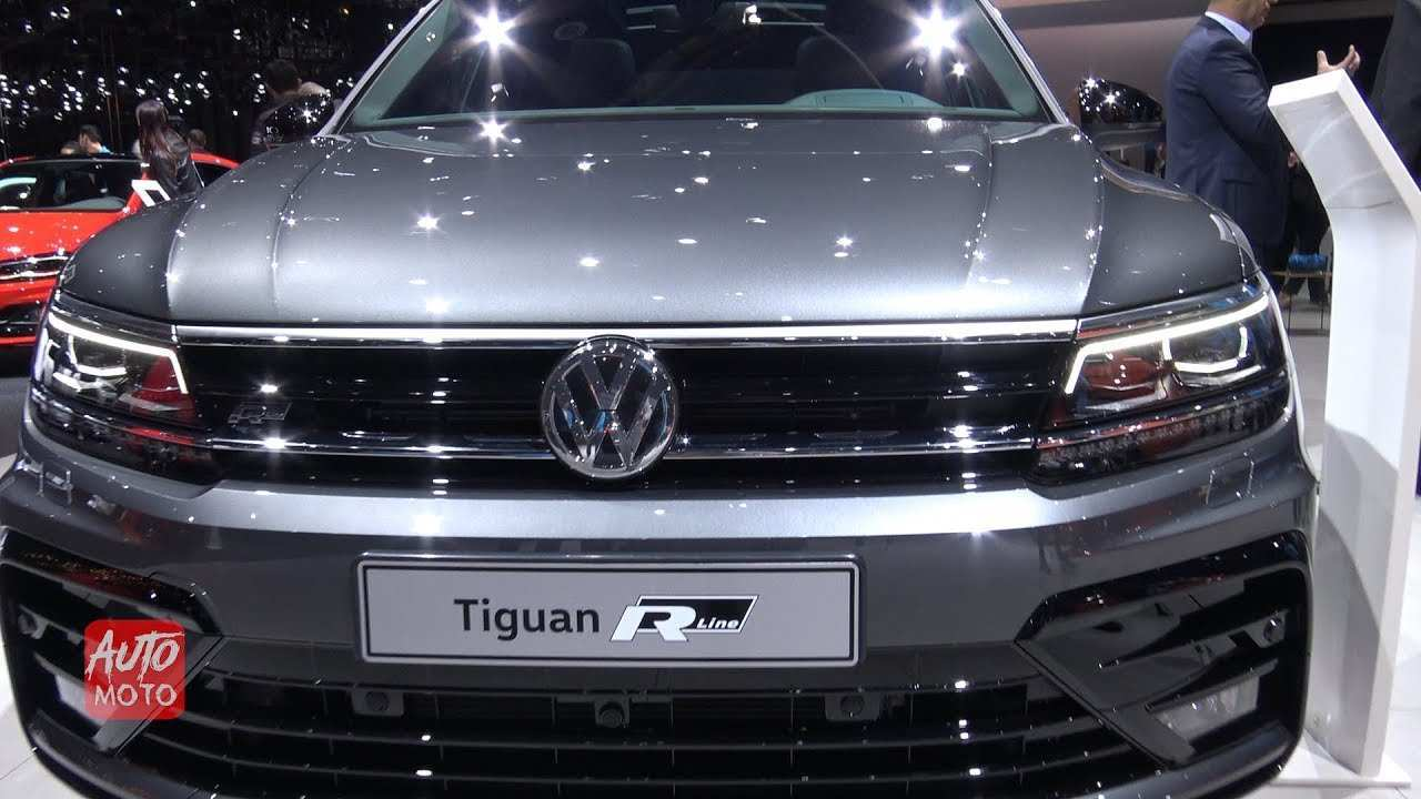 28 All New 2020 Volkswagen Tiguan R Line Price And Review
