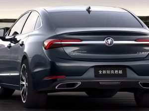 28 All New Buick Lacrosse For 2020 Release Date and Concept