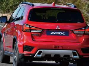 28 All New Mitsubishi Asx 2020 Price Review and Release date