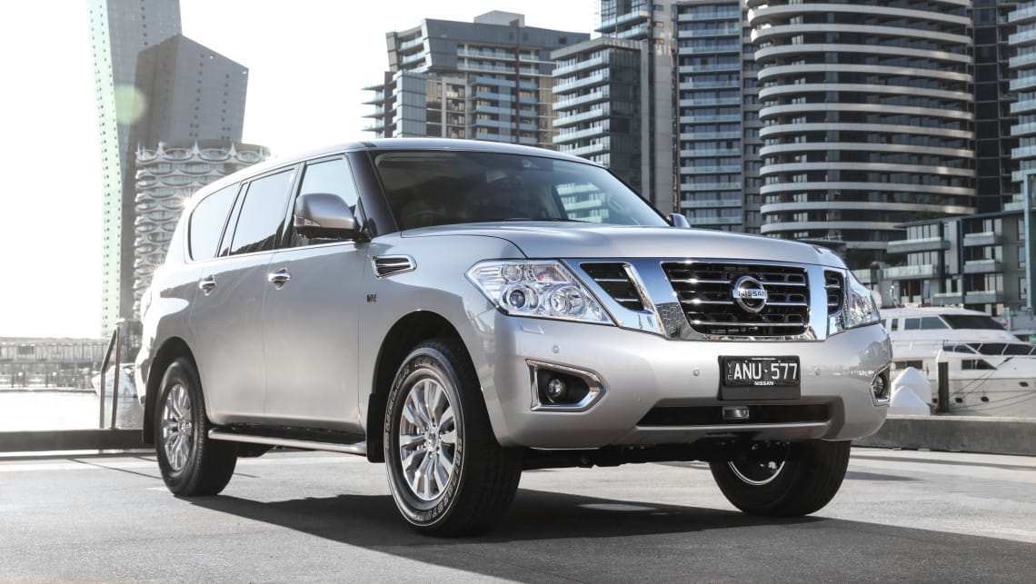 28 All New New Nissan Patrol 2019 Redesign And Review