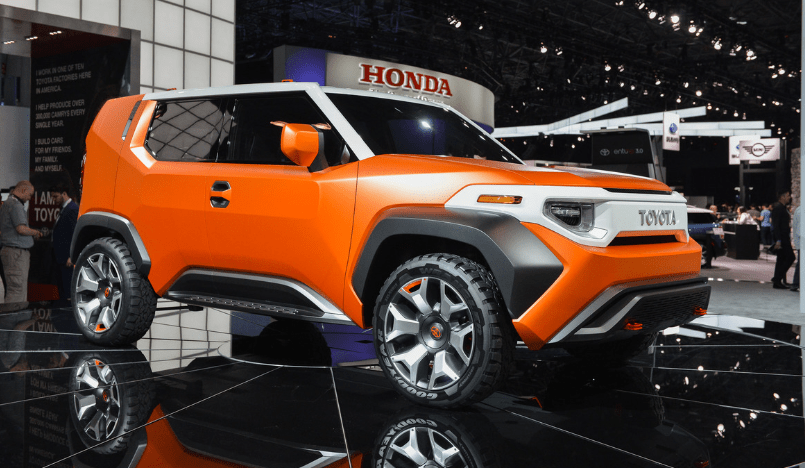 28 All New Toyota Fj Cruiser 2020 Performance And New Engine