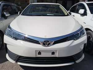 28 All New Toyota Gli 2019 Overview