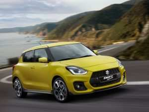 28 Best 2019 Suzuki Swift Sport Specs Spy Shoot