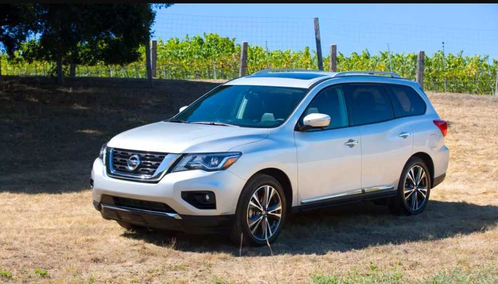 28 Best Nissan Pathfinder 2020 Release Date First Drive