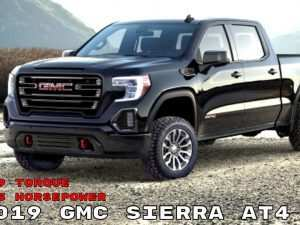 28 New 2019 Gmc Horsepower Specs and Review