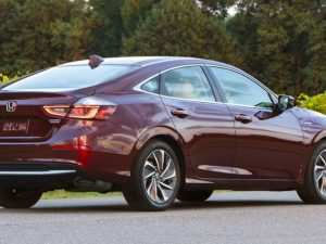28 New 2019 Honda Insight Review Performance