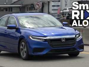 28 New 2019 Honda Insight Review Rumors