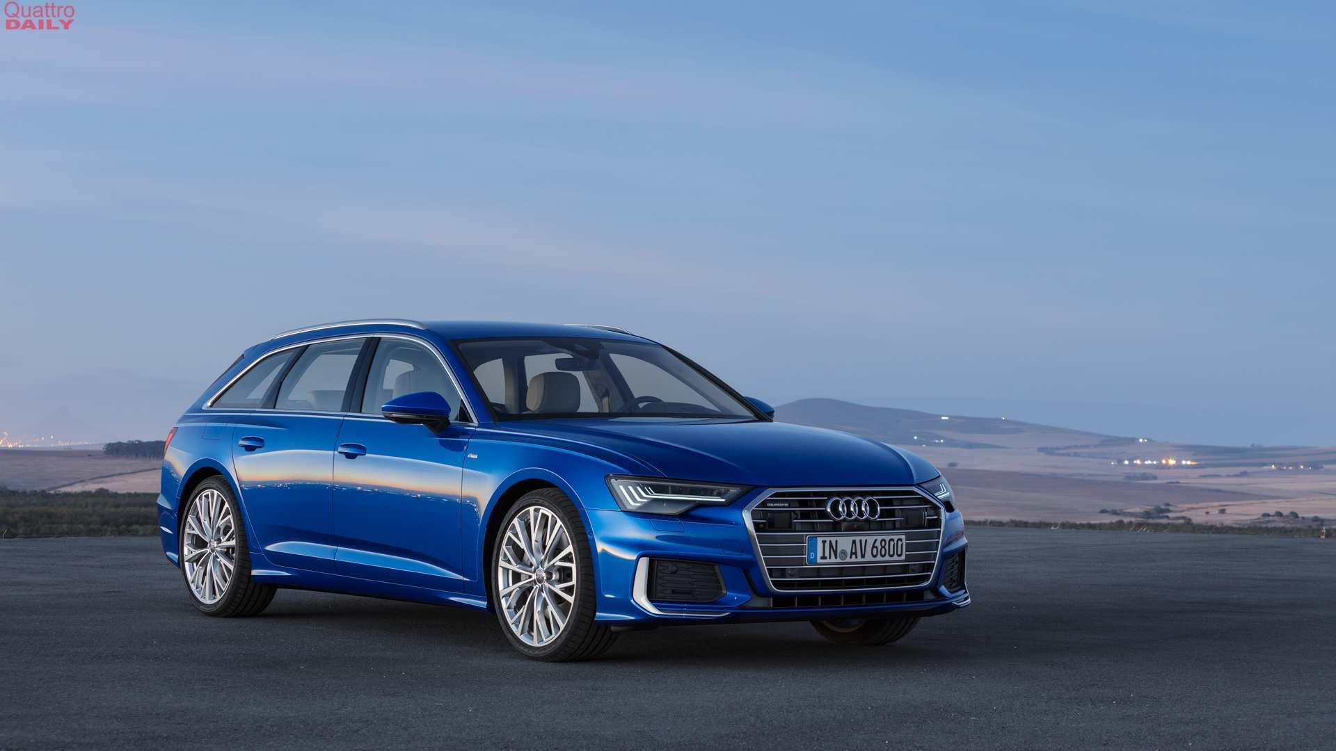 28 New 2020 Audi A6 Allroad Usa Release