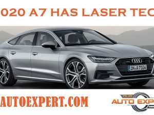 28 New 2020 Audi S7 Release Date Usa Images