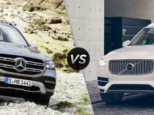 28 New 2020 Mercedes Gle Vs Volvo Xc90 Performance and New Engine