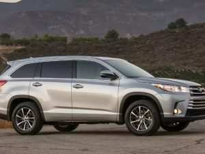 28 New 2020 Toyota Highlander Concept Release Date