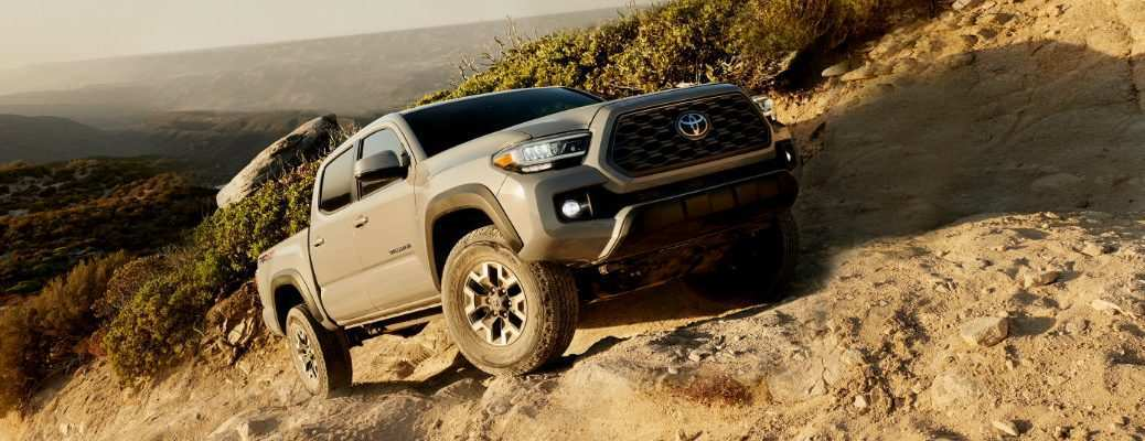 28 New 2020 Toyota Tacoma Release Date Specs