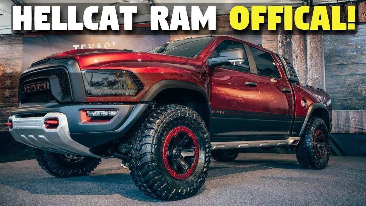 28 New Dodge Ram Rebel 2020 Prices