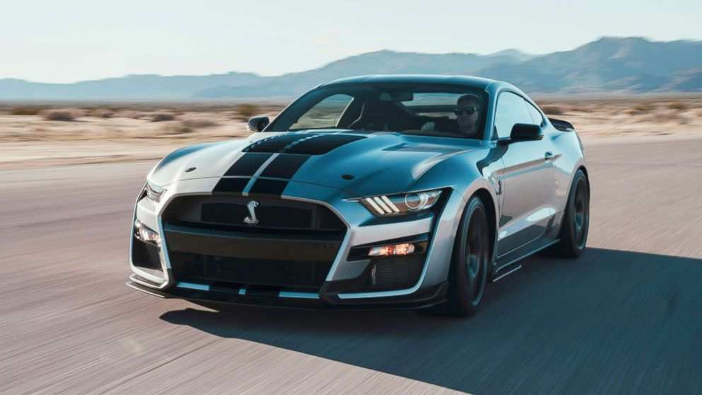 28 New Ford Debuts 2020 Shelby Gt500 Reviews