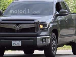 28 New Toyota Tundra 2020 Release Date Spy Shoot