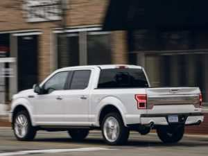 28 The 2019 Ford F 150 Limited Speed Test
