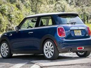 28 The 2019 Mini Electric Exterior