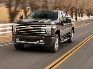 28 The 2020 Chevrolet Silverado 2500Hd High Country History