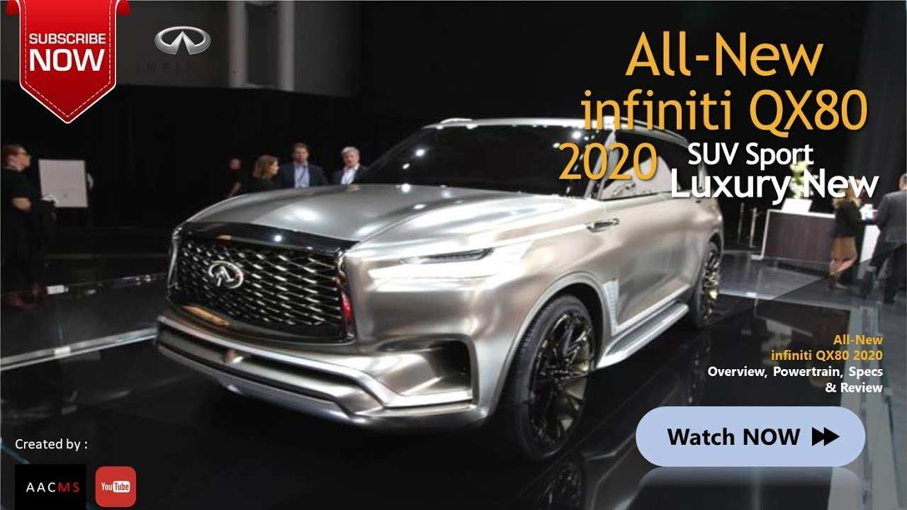28 The 2020 Infiniti Qx80 Limited Specs And Review
