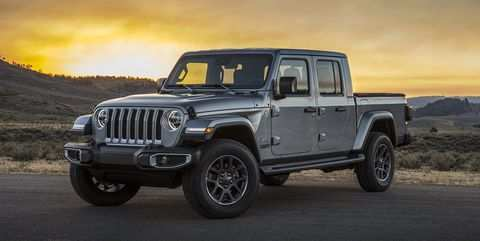 28 The 2020 Jeep Gladiator Availability Overview