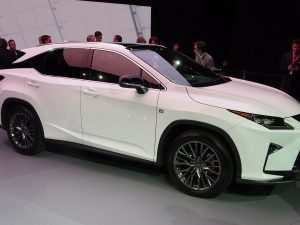 28 The 2020 Lexus Rx 350 Pictures New Model and Performance