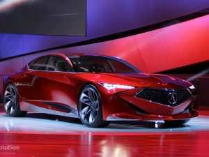 28 The Acura Precision Concept 2020 Images