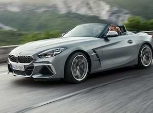 28 The BMW Z4 2020 Engine Exterior and Interior