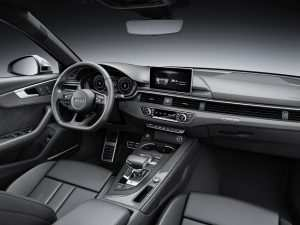 28 The Best 2019 Audi A4 Interior Redesign
