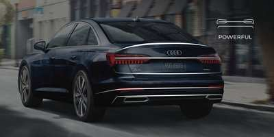 28 The Best 2019 Audi A6 Msrp New Concept
