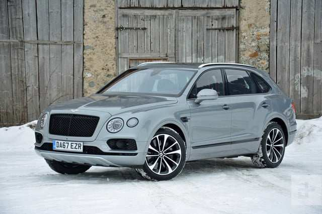 28 The Best 2019 Bentley Suv Price Picture