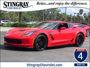 28 The Best 2019 Chevrolet Grand Sport Corvette Price and Release date