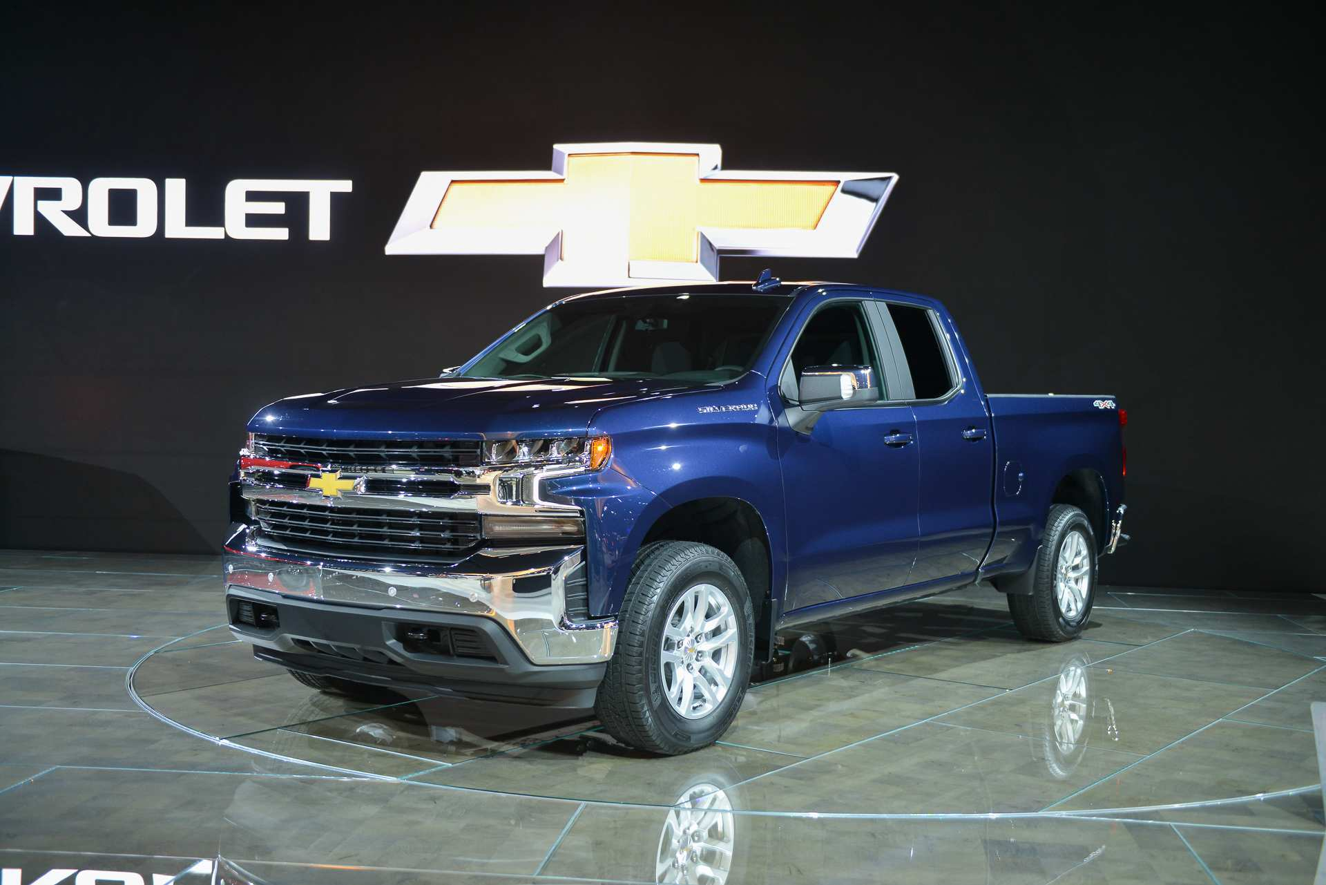 28 The Best 2019 Chevrolet Pickup Picture